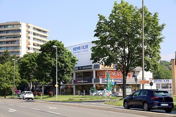 Kontakt Heimbox Straßenansicht